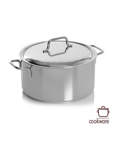 kookpot met deksel 30 cm