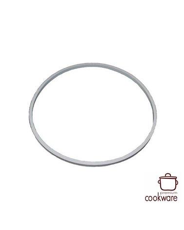 Siliconen ring voor stoominzet 20 cm